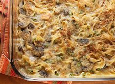 Skinny Tuna Noodle Casserole - 22 Delicious Weight Watchers Recipes