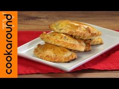 Empanadas di carne peruviane al forno | Cucina etnica