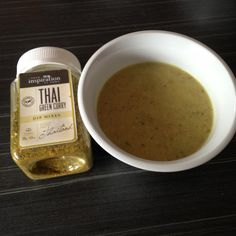 Your Inspiration At Home Thai Green Curry Soup. #YIAH #Thai http://yourinspirationathome.com.au/