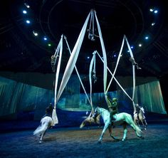 Cavalia returns with a new production - Odysseo. Photos by the Toronto Star's Rick Madonik. #horses