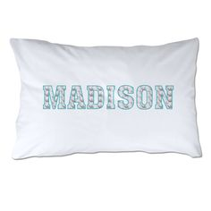 Personalized volleyball pillowcase!
