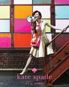Bryce Dallas Howard: New face of Kate Spade