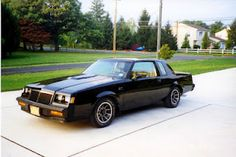 84 Buick Grand National