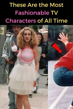 #Most #Fashionable #TV #Characters #All #Time