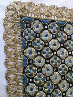 Hardanger Embroidery, Beaded Embroidery, Cross Stitch Embroidery, Hand Embroidery, Cross Stitch Borders, Cross Stitch Charts, Cross Stitch Patterns, Blackwork, Geometric Embroidery
