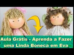 YouTube Youtube, Crochet Hats, Diy Crafts, Dolls, Fabric Dolls, Diy And Crafts, How To Make Doll, Ball Jointed Dolls, Jelly Beans