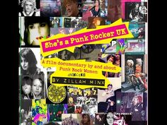 'She's a Punk Rocker UK': Watch the documentary on England's female punk pioneers | Dangerous Minds