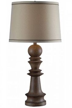 Gambit Table Lamp from Home Decorators
