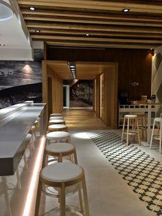 El Campero restaurant by velvet projects, Barbate – Spain » Retail Design Blog