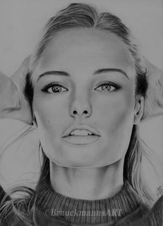 pencil drawing on paper 24x30  https://www.facebook.com/BrauckmannsART