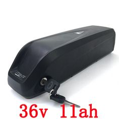 US EU No Tax 2016 New Hailong 36V 500W Electric Bike battery 36V 11AH frame lithium battery  15A BMS 42V 2A charger