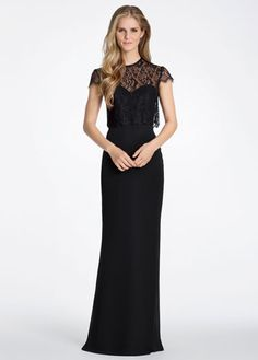 Hayley Paige Occasions Bridesmaids and Special Occasion Dresses Style 5621 by JLM Couture, Inc.
