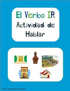 Spanish Speaking Activity IR and Locations