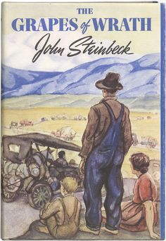 """You're bound to get ideas if you go thinkin' about stuff"" ― John Steinbeck, The Grapes of Wrath"