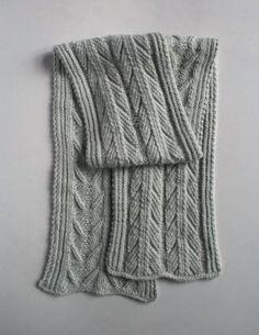 Ancient Stitch Scarf   Purl Soho