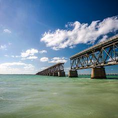 Florida Keys Road Trip || Bahia Honda State Park, Florida Keys