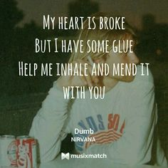 Nirvana - Dumb lyrics