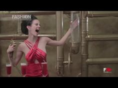 "CAMPARI CALENDAR 2015 with Eva Green ""Mythology Mixology""  watch it, on FASHION CHANNEL!!!"