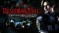 widescreen backgrounds Resident Evil: Operation Raccoon City, 272 kB - Brock Kingsman
