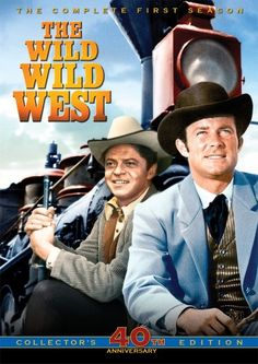 The Wild Wild West was one of my favorite shows. I loved the antics, costumes, diversions of Artemus Gordon, the James Bond like behavior of James West.