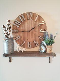 Best 25 Wall Clock Decor Ideas On Pinterest Wall Clocks