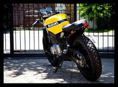 gs 500 cafe racer