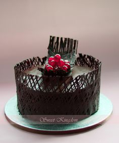 1000+ images about black forest cake on Pinterest Black ...