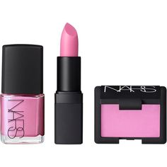 NARS Modern Future Makeup Gift Set ($46) ❤ liked on Polyvore featuring beauty products, gift sets & kits, makeup, beauty, lips and nars cosmetics