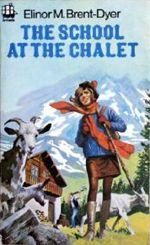 Elinor M Brent Dyer, The School at Chalet School. Vintage Book Covers, Vintage Children's Books, Ya Books, Good Books, Books For Teens, Book Illustration, Childhood Memories, Childrens Books, Nostalgia