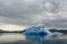 Blue iceberg by Javier Longás on 500px