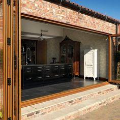 Anthracite Grey Bifold Doors | Bi-folding Doors | Pinterest | Doors ...