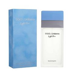 Dolce and Gabbana Light Blue Eau de Toilette - 100 ml: Amazon.co.uk: Beauty