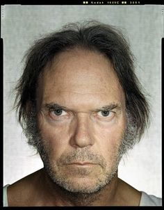 Neil Young by Dan Winters
