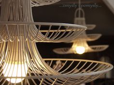 .zmysły i pomysły: Lampa z pomysłem
