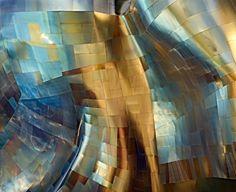 Galería de Arte y Arquitectura: ciudades reflejadas desde la materialidad arquitectónica por Andrea y Rob Stone - 14