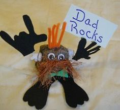 Fathers Day Crafts for Kids... Ooh! Could be pop rocks!!!