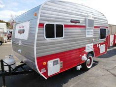 2016 New Riverside Rv RETRO 166 Travel Trailer in California CA.Recreational Vehicle, rv, 2016 Riverside RV RETRO 166 ULTRA-LIGHTWEIGHT! Options include: A/C, Spare Tire, Front stone guard window, Flip counter extension, Square tube bumper, Dinette storage door, Cable TV hook up, Arctic insulation, Birch interior with Retro Interior Package, White wall tires with painted rims, 2.7 cu ft gas/elec fridge, AM/FM/Bluetooth stereo, Mini blinds and much more!