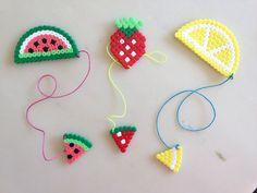 DIY Les marques page en perles Hama !