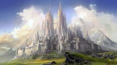 Castle by silentfield