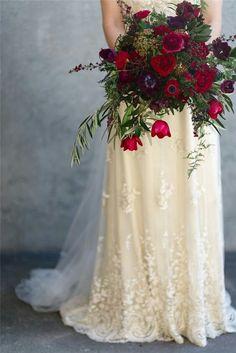 Poppy wedding