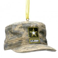 Army Combat Uniform Cap Christmas Ornament Kurt A Army Mom, Army Life, Military Wife, Us Army, Army Sister, Army Girlfriend, Military Families, Brother, Army Combat Uniform