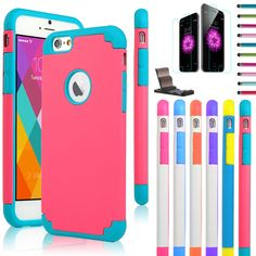 """For Apple 4.7"""" iPhone 6 TPU Rubber Gel Ultra Thin Protective Hard Case Cover #UnbrandedGeneric"""