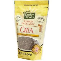 Nature's Earthly Chia (6x12oz )
