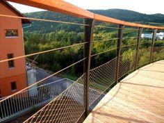 Garde Corps De Terrasse En Inox à Plusieurs Souslisses En Auvergne - Idee garde corps terrasse