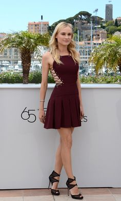 diane-kruger-cannes-versus-versace -- I love the Versace dress on Diane Kruger.