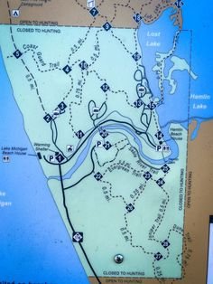 Ludington State Park Trails Map - South End Ski Trails . Best Things to do at Ludington State Park . Rent Kayaks or Watercraft at Ludington State Park. Check out the beach and boardwalk . Best State Park in Michigan, perfect for kayaking, camping, bird watching, hiking and sight seeing! . . #ludingtonmichigan #ludingtonmichiganthingstodo #ludingtonstatepark #ludington #ludingtonstateparkmichigan #ludingtonmi #michiganstateparks #michiganboardwalks Ludington Michigan, Ludington State Park, Michigan State Parks, Michigan Travel, Things To Do, Good Things, Park Trails, Trail Maps, Kayaks