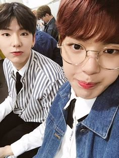 Monsta X - 민혁 MinHyuk and 기현 KiHyun