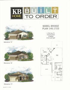 Mabel Bridge Model 140.1723 in Orlando FL