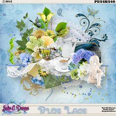 Blue Lace Kit