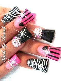 Nail art design - http://yournailart.com/nail-art-design-22/ - #nails #nail_art #nails_design #nail_ ideas #nail_polish #ideas #beauty #cute #love